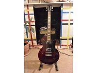 Gibson Les Paul Studio 2004 Wine Red