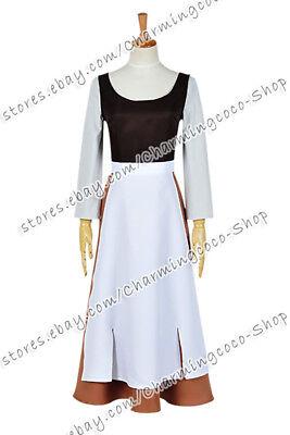 Cinderella Maid Costume (Cinderella II 2 Dreams Come True Cinderella Cosplay Costume Maid)