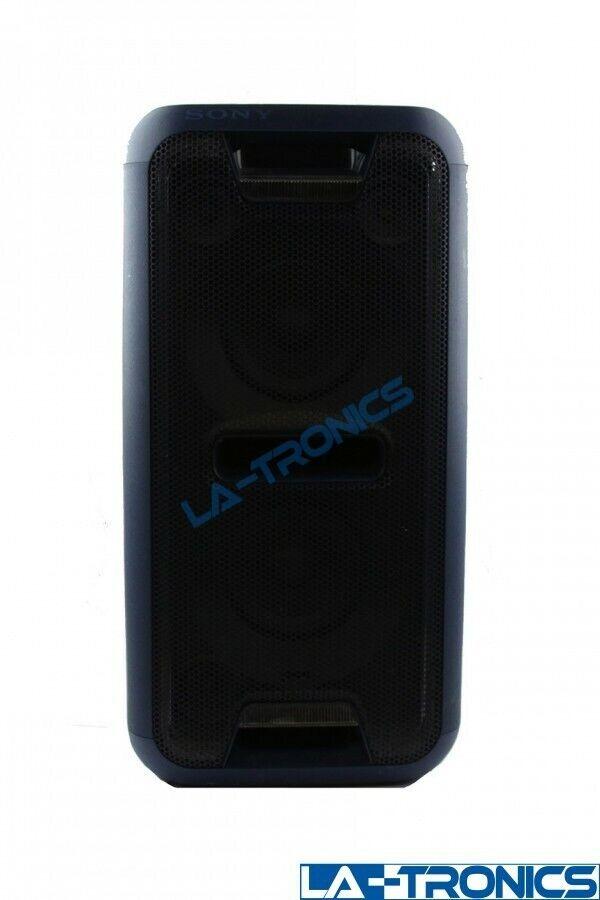 SONY GTK-XB7 Bluetooth Party Extra Bass Audio Speaker & DJ System w/Lights -Blue