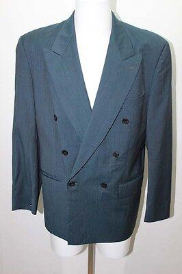KENZO VESTE DE COSTUME HOMME BLEU BLAZER (Veste Costume Bleu)