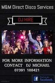 Mobile Dj for hire
