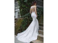 Sincerity wedding dress size 10