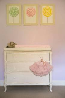 Baby change table Miranda Sutherland Area Preview