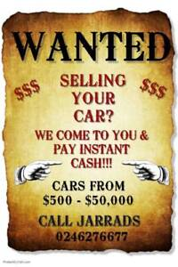 CARS WANTED Leumeah Campbelltown Area Preview