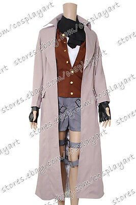 Resident Evil Extinction Alice Cosplay Costume Coat Outfits Halloween Party Cool