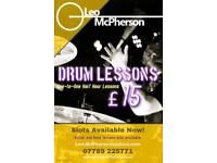 Drum Lessons in Elgin