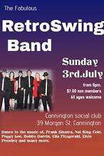 Dance to the Retro Swing Band High Wycombe Kalamunda Area Preview