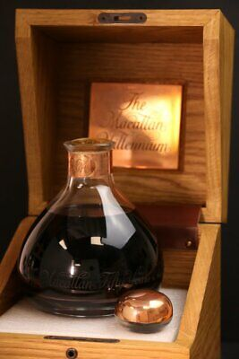 1949 The Macallan 50 Years Decanter