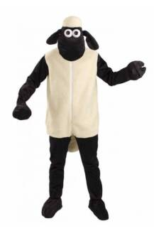 New! shaun the sheep onesie costume suit up to 190cm tall people! Ridgehaven Tea Tree Gully Area Preview