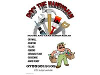 Handyman services low rates and good budget avaliable