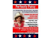 Perfectly Patsy - A Tribute To Patsy Cline - Evening of Country Music