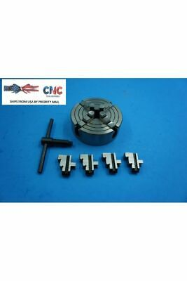 3  4 Jaw Independent Lathe Chuck