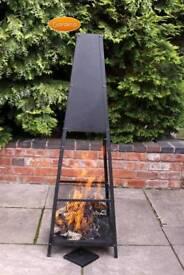 Gardeco X Large Garden Mesh Fireplace