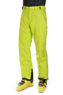 Neue VÖLKL Herren Skihose TEAM PANTS FULL ZIP Lime 54/XL UVP: 269,95€ Team Full Zip Pant
