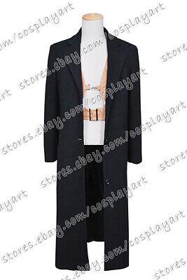 Leon: The Professional Leon Cosplay Costume Coat Vest  Full Set Halloween Party - The Professional Halloween Costumes