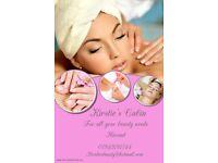 Beauty & Massage Treatments