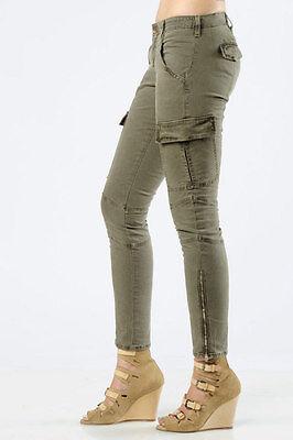 231 J Brand 1229 Houlihan Cotton Cargo Pants In Vintage West Point Size 24 Mint