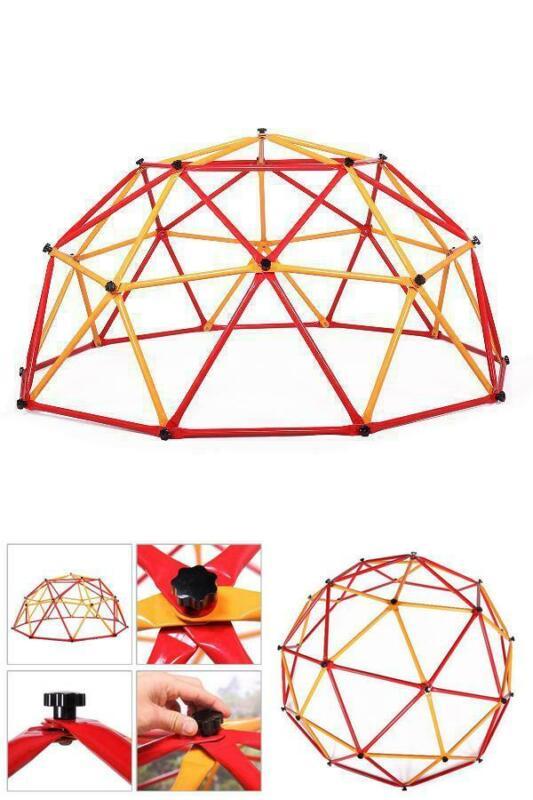 big dome steel monkey bar climber toddler