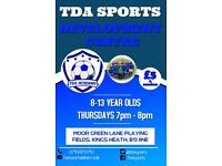 TDA Sports Football Coaching
