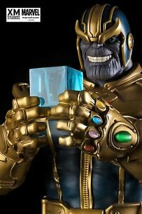 XM-Studios-THANOS-LE-1-4-Scale-Premium-Collectible-Statue-Avengers-US-Seller-NEW