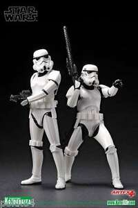 Star Wars Pack 2 statues STORMTROOPER ARTFX+ statuette Kotobukiya 18 cm 013717