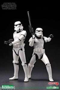 Star Wars Pack 2 statues STORMTROOPER ARTFX statuette Kotobukiya 18 cm 013717