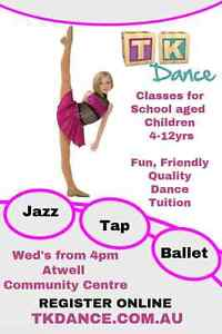 Dance Classes for Primary School Students - Atwell Atwell Cockburn Area Preview
