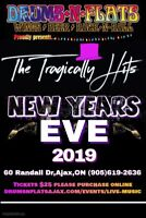 New Years Eve with The Tragically Hits!!