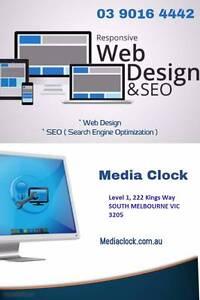 Website Designing, Flyer & Logo & Business Card Designing, SEO Reservoir Darebin Area Preview
