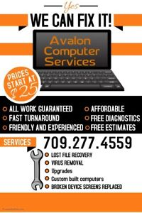Avalon Computer Services