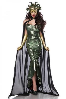 Mystic Medusa Damen Kostüm Mask Paradise Dämonen, Fabelwesen Märchen S M -