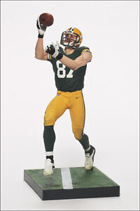 Jordy-Nelson-NFL-Series-32-McFarlane-Toys-LOOSE-OPEN-FIGURE-Green-Bay-Packers