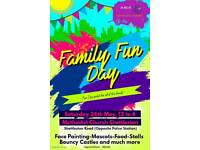 Family Fun Day in aid of SSF