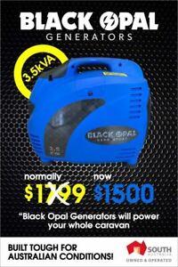 Generator Black Opal Melrose Park Mitcham Area Preview