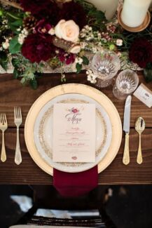 Gold Charger Plates for Hire Wedding/Event Decorations