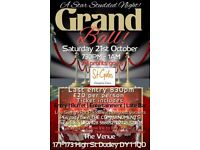 The Grand Ball in aid of St Giles Hospice