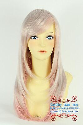 Harajuku Department Fashion Pink Individual Character Cosplay Wig Hair