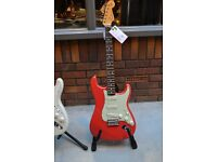 Fender Custom Shop 60's Closet Classic Strat Fiesta Red