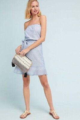 Stone Dress Clip - Cloth And Stone Clip-Dot Dress Size XL Runs L NWT Retail $148