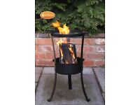 Gardeco Swedish Log Burner - FREE DELIVERY