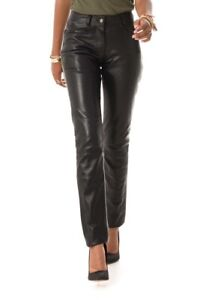"Pantalon cuir taille 33"" jambes 33"""