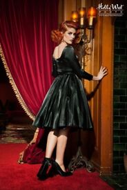 PinUpGirl Couture 1950s Vintage Style Evening Dress Brand New