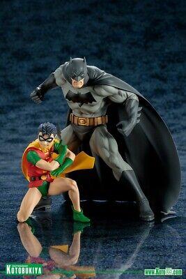 ALL STAR BATMAN & ROBIN THE BOY WONDER - ArtFX+ Two Pack Statue by Kotobukiya ()