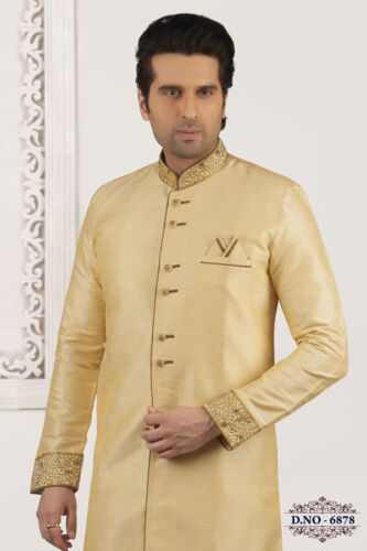 Indian Designer Bollywood Traditional Wedding Wear Indo Western Dress From India
