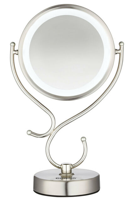 NEW Conair CBE127A Touch Control LED Lighted Mirror