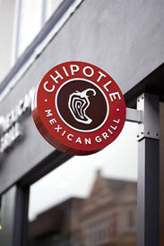 Team Members needed at Chipotle Mexican Grill Restaurant - London