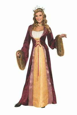 Adult Maid Marian Milady Of The Castle Renaissance Medieval Costume  - Maid Marian Costumes