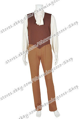Cinderella III A Twist In Time Prince Charming Cosplay Costume Halloween (Spin Halloween Costumes)