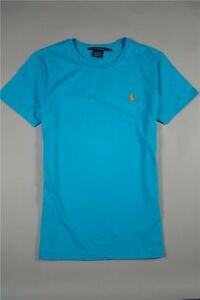 BNWT RALPH LAUREN Womens TOP POLO Shirt T-Shirt Size S , M , L , XL