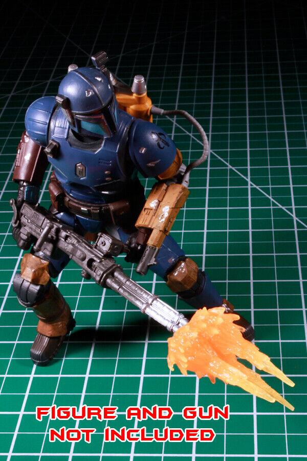Custom Heavy Blaster Effect 1:12 Mandalorian
